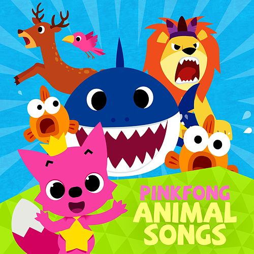Pinkfong Animal Songs de Pinkfong