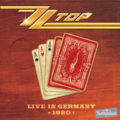 Live In Germany - Rockpalast 1980 von ZZ Top