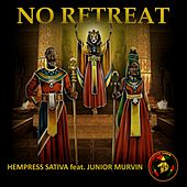 No Retreat (feat. Junior Murvin) de Hempress Sativa