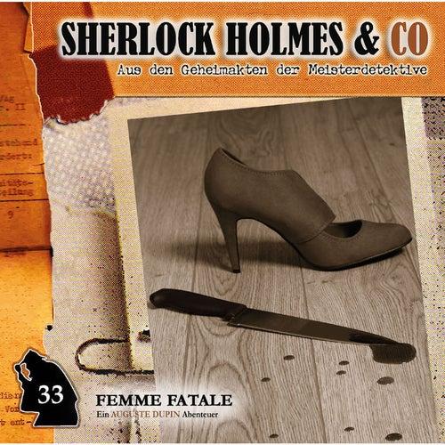 Folge 33: Femme Fatale von Sherlock Holmes & Co
