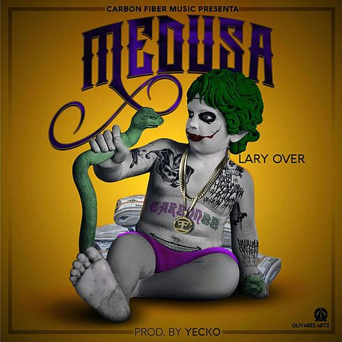 Medusa by Lary Over