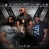 Iron Addict Anthem (Radio Edit) [feat. C.T. Fletcher, Big Hurk & P-Nice] by Big Rob