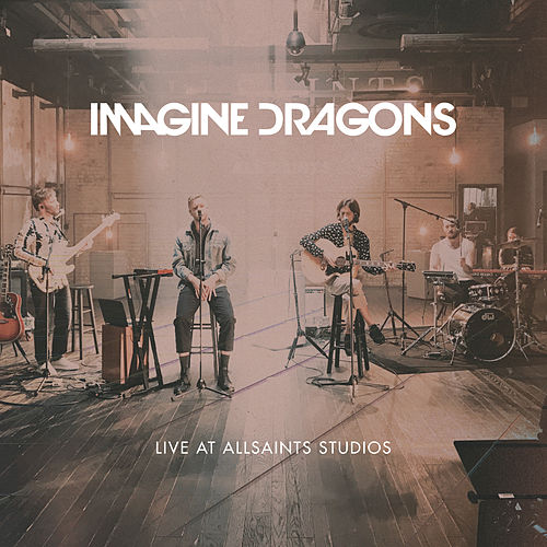 Live At AllSaints Studios de Imagine Dragons