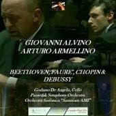 Associazione Mozart Italia, Benevento: Giovanni Alvino & Arturo Armellino play Beethoven, Fauré, Chopin & Debussy di Giovanni Alvino