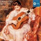 Cuatro Siglos de Música Italiana para Guitarra by ERNESTO BITETTI