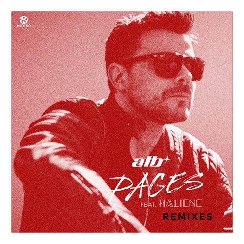 Pages (Remixes) von ATB