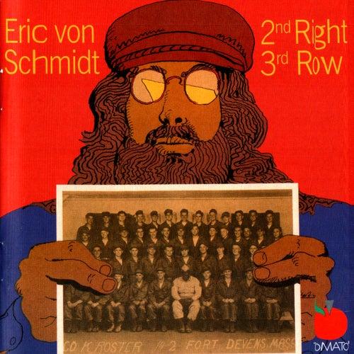 2nd Right, 3rd Row by Eric von Schmidt