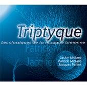 Triptyque by Jacques Pellen