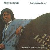 Res No Es Mesqui by Joan Manuel Serrat