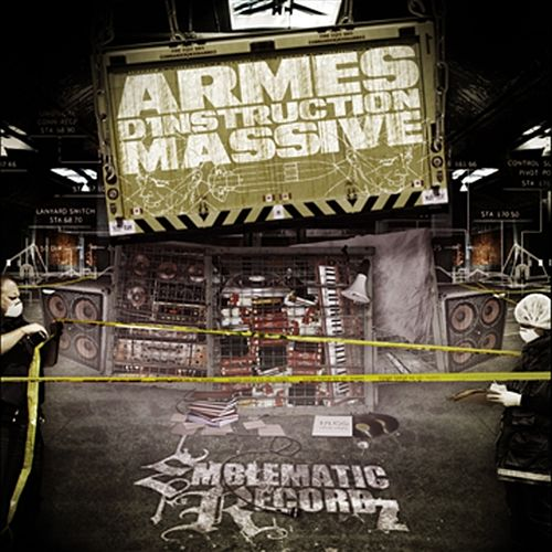 Armes D'instruction Massive by Various Artists