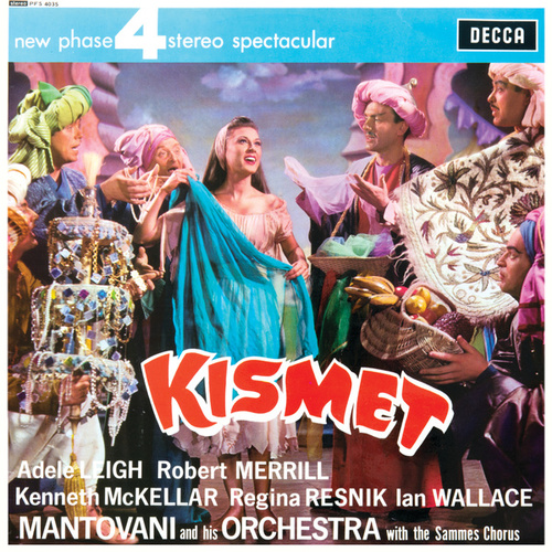 Kismet by Mantovani & His Orchestra
