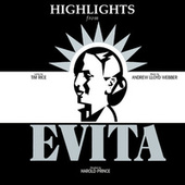 Evita (Hightlights) de Various Artists