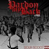 Pardon My Back by SourScoot
