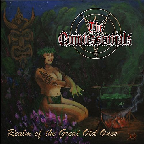 Realm of the Great Old Ones by The Quintessentials