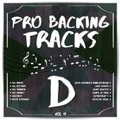 Pro Backing Tracks D, Vol.11 by Pop Music Workshop