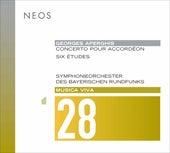 Musica viva, Vol. 28: Georges Aperghis (Live) von Various Artists