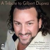 A Tribute to Gilbert Duprez by John Osborn