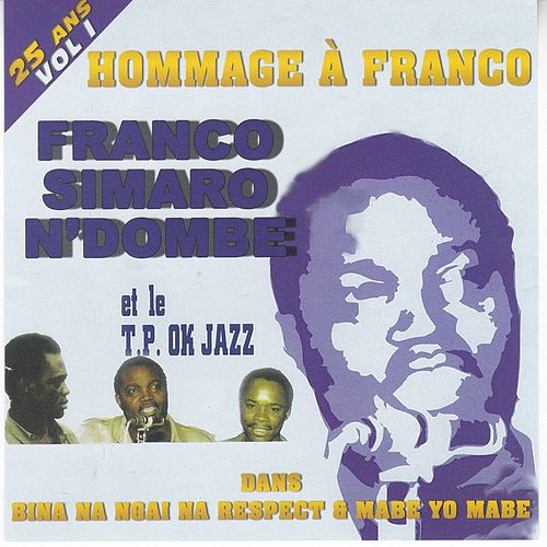 Hommage à Franco 25 ans, vol. 1 by Franco