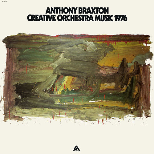 Creative Orchestra Music 1976 by Anthony Braxton