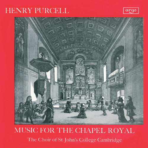Purcell: Music for the Chapel Royal by George Guest