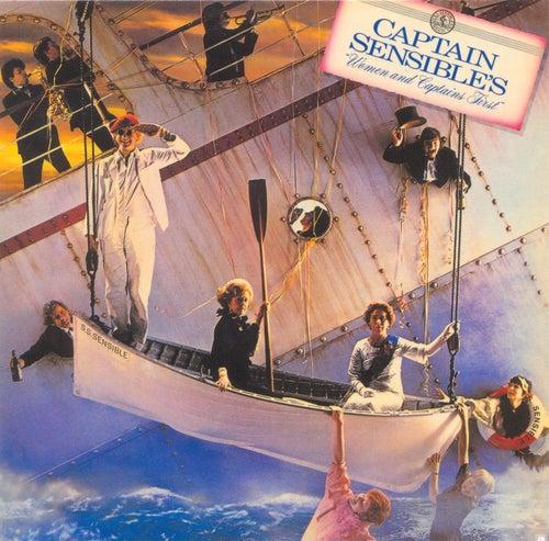 Women & Captains First by Captain Sensible