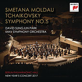 Berlin Philharmonic Hall New Year's Concert 2017 by MAV Symphony Orchestra