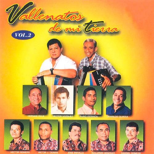 Vallenatos de Mi Tierra (Vol. 2) de Rodrigo Rodriguez