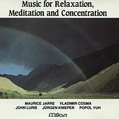 Music for Relaxation, Meditation and Concentration von Various Artists