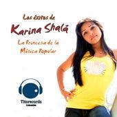 Los éxitos de Karina Shalá (La Princesa de la Música Popular) by Karina Shalá