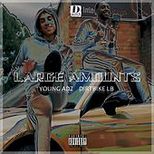 Large Amounts (feat. Young Adz & Dirtbike LB) de D-Block Europe