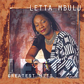 Greatest Hits by Letta Mbulu