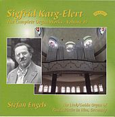Karg-Elert: The Complete Organ Works, Vol. 14 by Stefan Engels