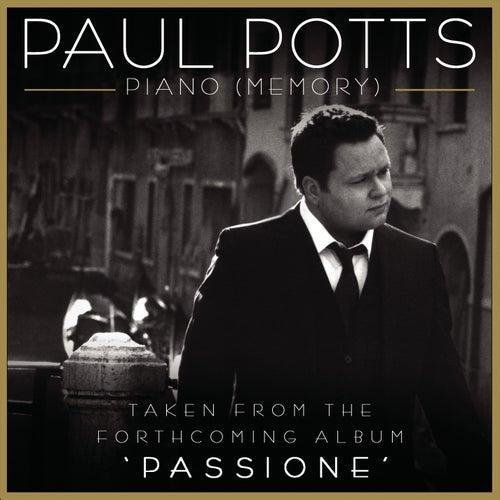 Piano (Memory) by Paul Potts