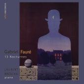 Fauré, 13 Nocturnes by Laurent Wagschal
