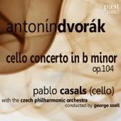 Dvorák: Cello Concerto in B-Minor, Op. 104 by Pablo Casals