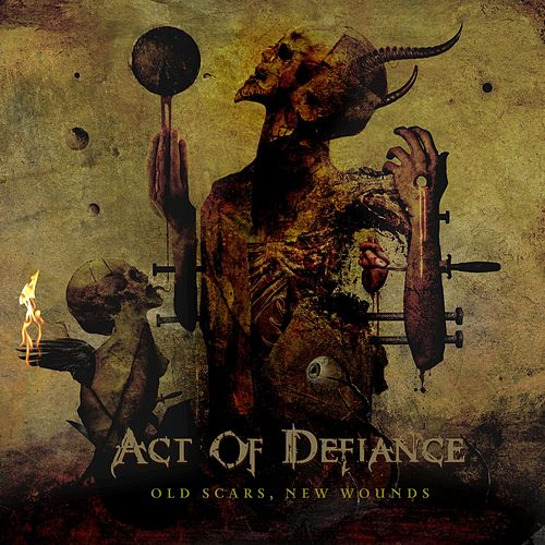 Overexposure by Act of Defiance