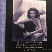 Boleros Solamente Boleros, Vol. 12 by Various Artists