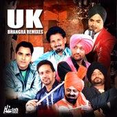 UK Bhangra Remixes by Various Artists