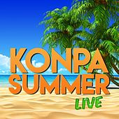 Konpa Summer Live by Various Artists