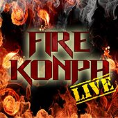 Fire Konpa Live by Various Artists