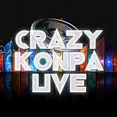 Crazy Konpa Live by Various Artists