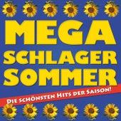 Mega Schlager Sommer - Die schönsten Hits der Saison von Various Artists