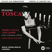Puccini: Tosca (1964 - London) - Callas Live Remastered von Maria Callas