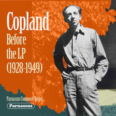 Copland Before the LP di Aaron Copland