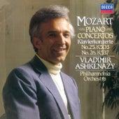 Mozart: Piano Concertos Nos. 25 & 26 von Philharmonia Orchestra