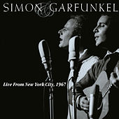 Live From New York City 1967 de Simon & Garfunkel