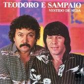 Vestido De Seda von Teodoro & Sampaio