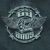 25 Años de Resistencia (En Vivo) de Liran' Roll