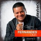 Minhas Canções na Voz de Fernandes  Lima, Vol. 2 (Playback) de Fernandes Lima
