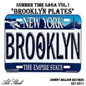 Brooklyn Plates by Ali Sheik